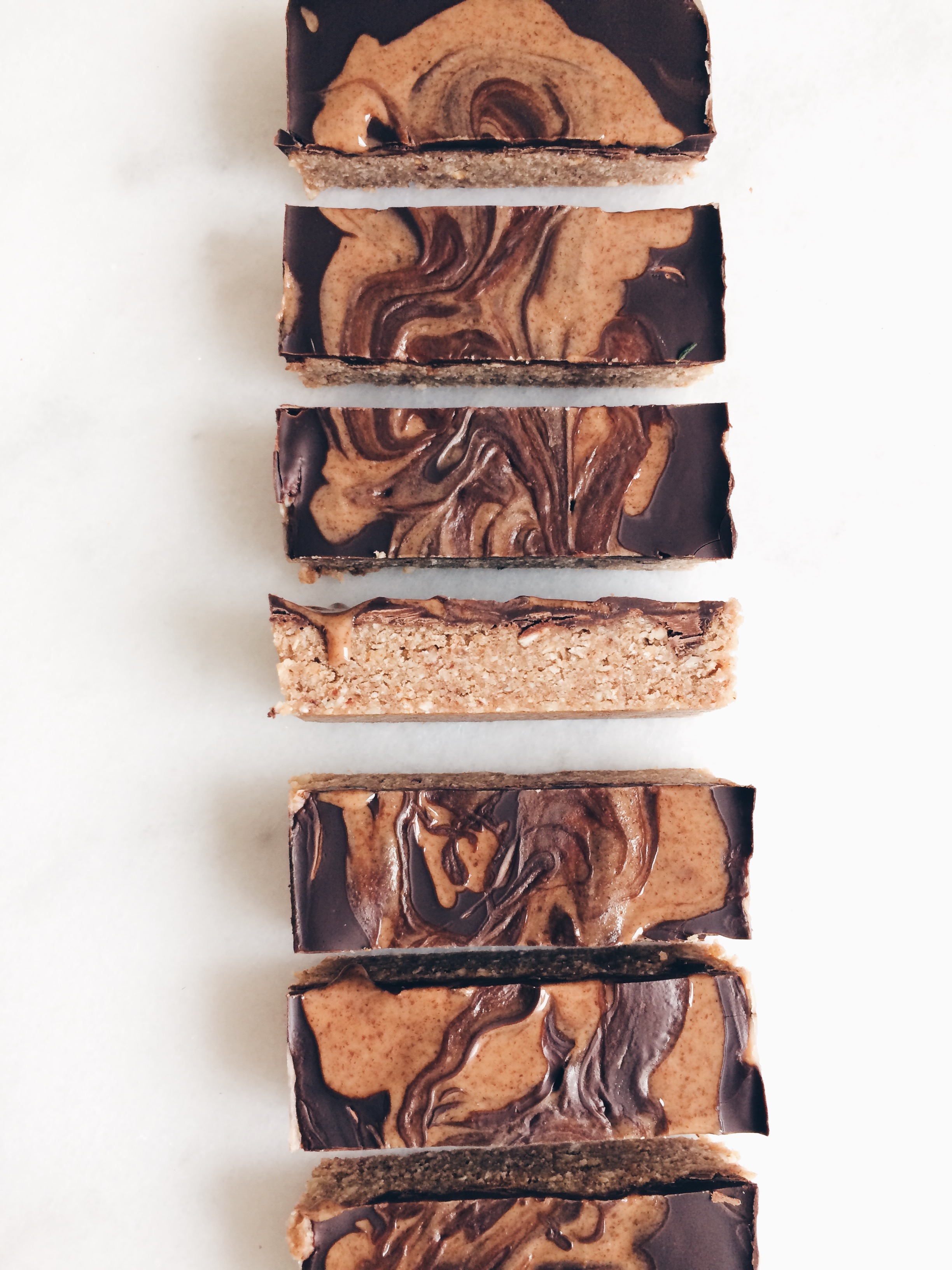 nobake-almond-bars