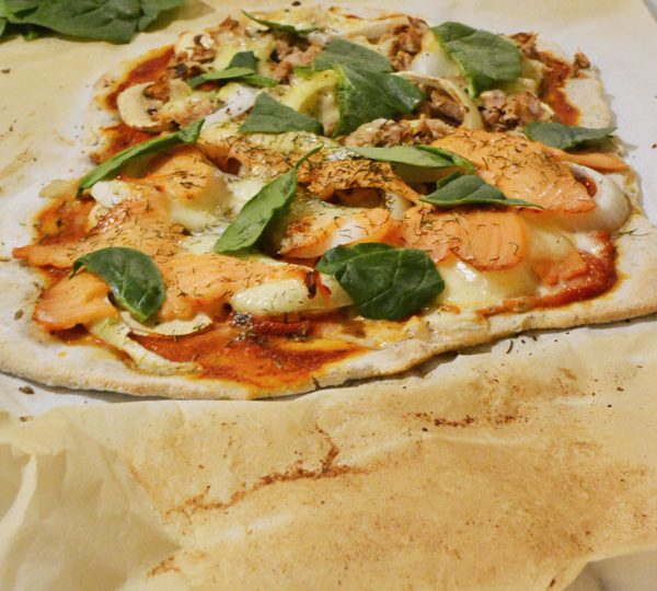 "BASE DE PIZZA ""GLUTENFREE"""